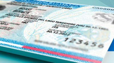 Prorogata al 30 settembre 2021 la validità dei documenti di identità scaduti