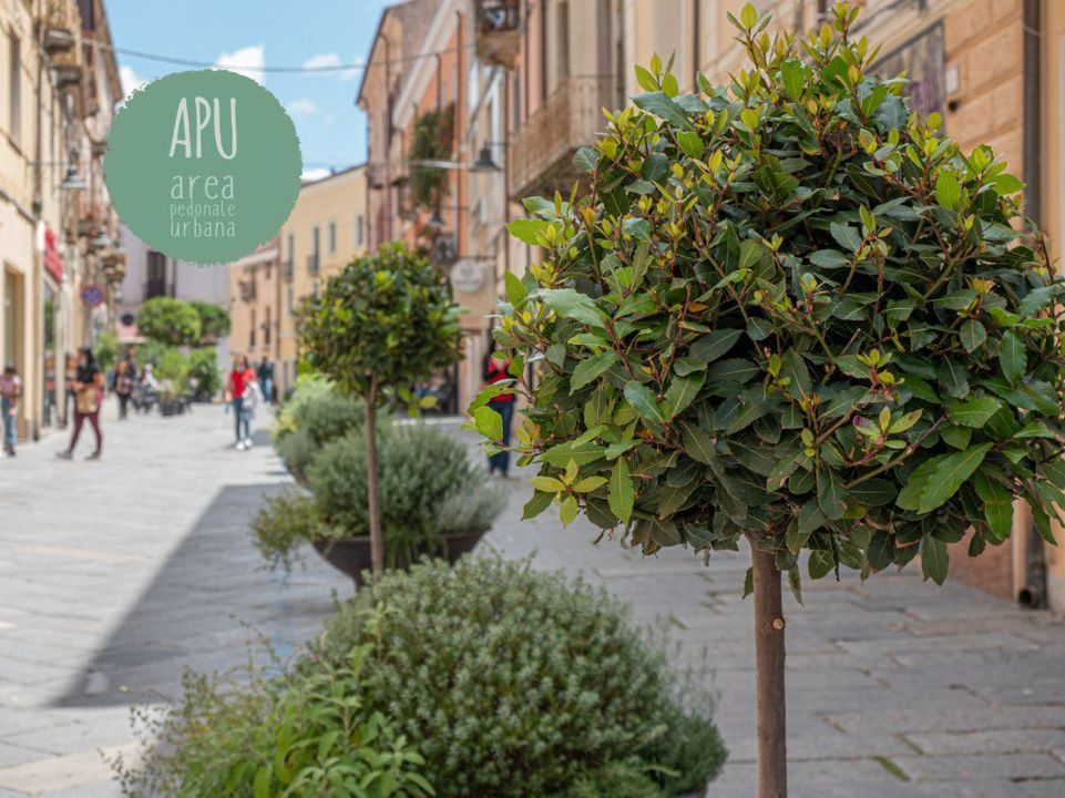 APU - Area Pedonale Urbana Corso Garibaldi e vie limitrofe