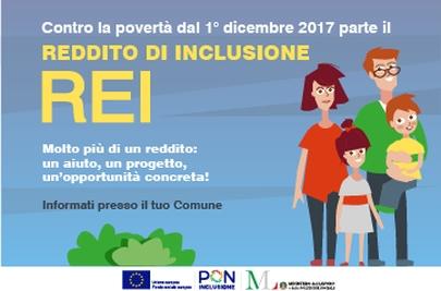 Reddito di Inclusione ReI